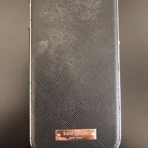 Kate Spade Leather-Inlay iPhone 7 Case